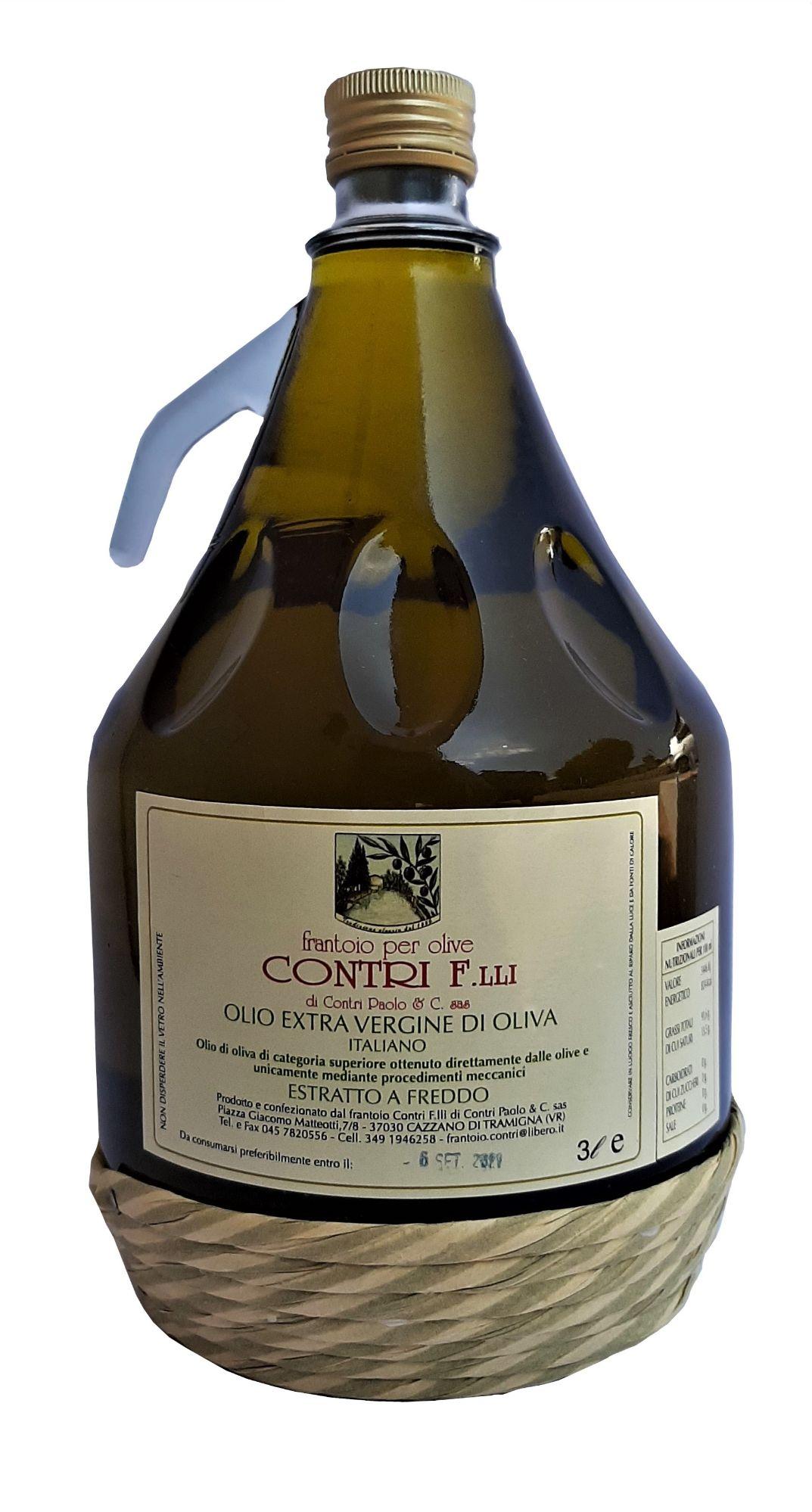 dama-olio-extravergine-di-oliva